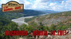 Macedonia-Albania2013 - naglowek m