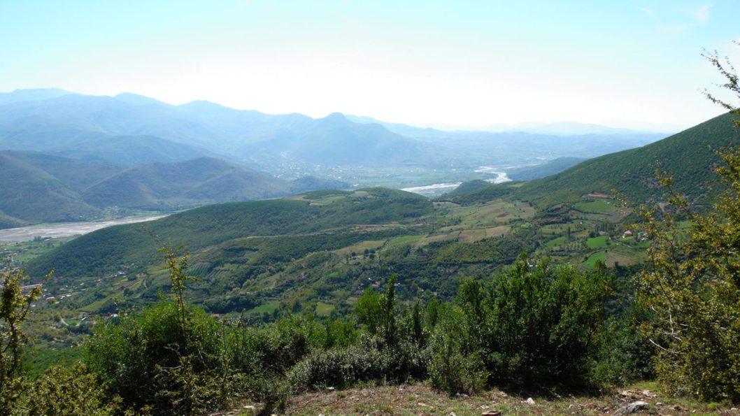 Dolina Shkumbin