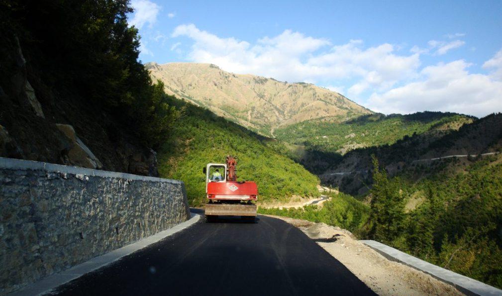 Droga Kruje-Burrel