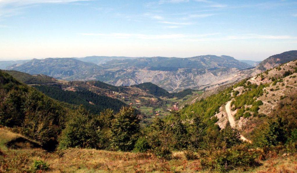 Droga Tirana-Elbasan