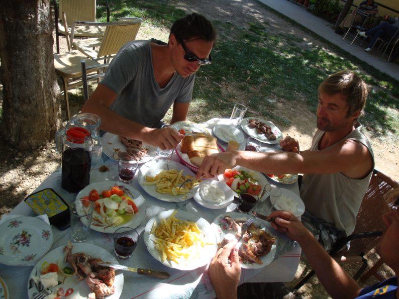 Restauracja Grecka